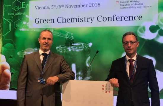 IDEPS at the Green Chemistry Conference being the platform of the green chemistry future